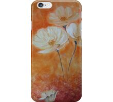 WhiteFlower iPhone Case/Skin