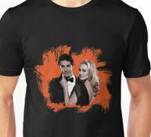Chuck & Sarah Unisex T-Shirt
