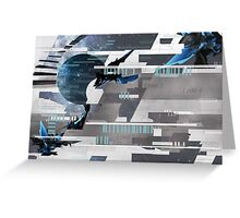 Architecture Concept Greeting Card