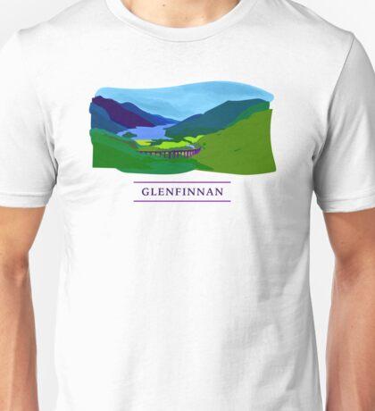 Glenfinnan Viaduct  Unisex T-Shirt