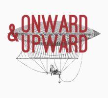 Onward And Upward Kids Tee