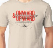 Onward And Upward Unisex T-Shirt