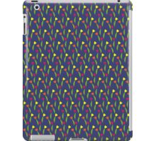 Spring Seamless Pattern with Tulips iPad Case/Skin