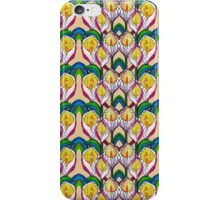 Transparent Lilies Ochra iPhone Case/Skin