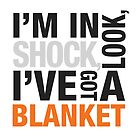 Sherlock blanket quote typography by AvalonsAyame