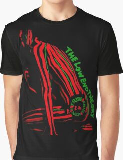 A Tribe Called Quest The Low End Theory Graphic T-Shirt