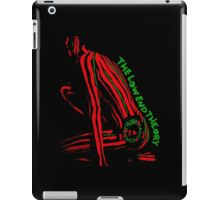 A Tribe Called Quest The Low End Theory iPad Case/Skin