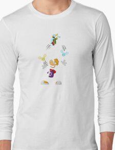 Juggling Long Sleeve T-Shirt