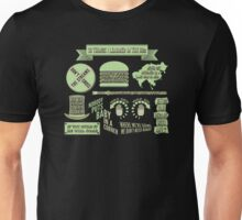 Things i learned Unisex T-Shirt