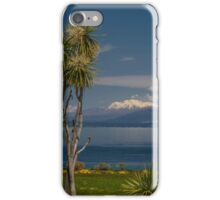 Viewing Volcanoes iPhone Case/Skin