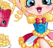 Shopkins Shoppies Poppette Sticker