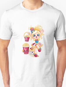 Shopkins Shoppies Poppette Unisex T-Shirt
