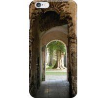 Castle Passageway iPhone Case/Skin