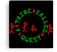 A Tribe Called Quest - Logo Canvas Print