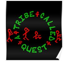 A Tribe Called Quest - Logo Poster