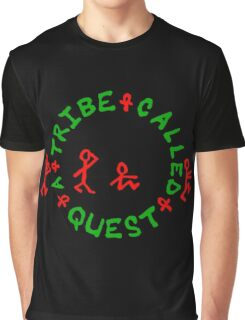 A Tribe Called Quest - Logo Graphic T-Shirt
