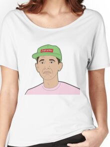Obama Supreme Women's Relaxed Fit T-Shirt