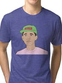 Obama Supreme Tri-blend T-Shirt