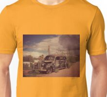 Dusty Old Hearse Unisex T-Shirt