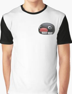 Pingu Noot Noot Graphic T-Shirt