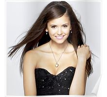 Nina Dobrev The Vampire Diaries 1 Poster