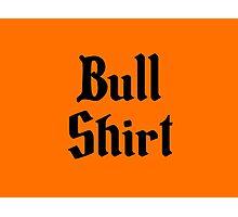 Bull Shirt – Lenny, The Simpsons, '70s Photographic Print