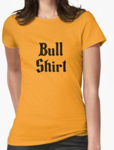 Bull Shirt – Lenny, The Simpsons, '70s Womens Fitted T-Shirt