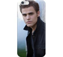 Paul Wesley Stefan Salvatore iPhone Case/Skin