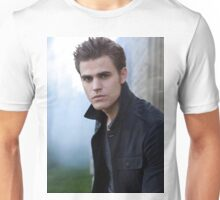 Paul Wesley Stefan Salvatore Unisex T-Shirt