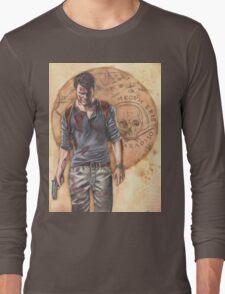 Unlocking the Past Long Sleeve T-Shirt