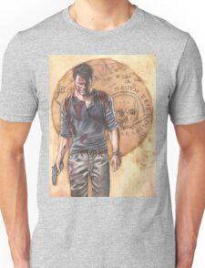 Unlocking the Past Unisex T-Shirt