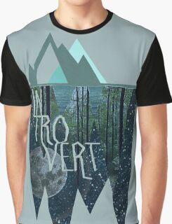 Introvert Graphic T-Shirt