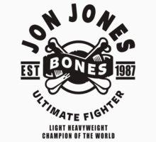 Jon Bones Jones Kids Tee