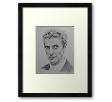 The Doctor Framed Print
