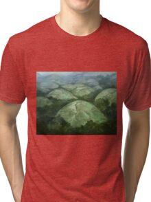 Domed Hills Tri-blend T-Shirt