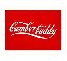 Cumberbuddy Art Print