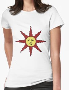 The Holy Sun Womens Fitted T-Shirt