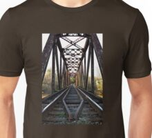 Railroad Bridge Unisex T-Shirt