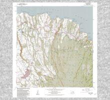 USGS TOPO Map Hawaii HI Haiku 349236 1983 24000 Baby Tee