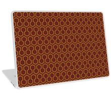 Overlook Hotel Carpet Laptop Skin