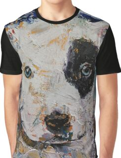 Pit Bull Puppy Graphic T-Shirt