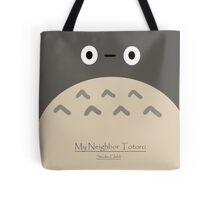 Minimalistic Anime Collection - My Neighbor Totoro Tote Bag