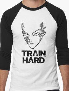 Train Hard Men's Baseball ¾ T-Shirt