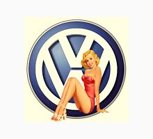 Retro VW Chick Unisex T-Shirt