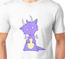 Purple Tiny Dragon Unisex T-Shirt