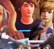 Life is Strange Group Photo Sticker
