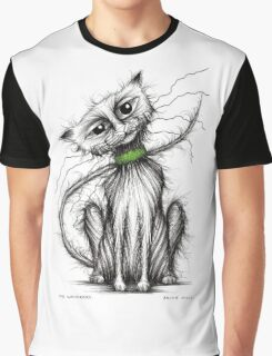 Mr Whiskers Graphic T-Shirt