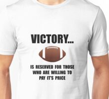 Victory Football Unisex T-Shirt