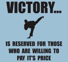 Victory Martial Arts Kids Tee