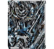 HDTC88 Blue iPad Case/Skin